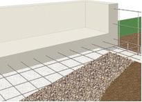 住まいの安心を支える「鉄筋入りコンクリートベタ基礎」