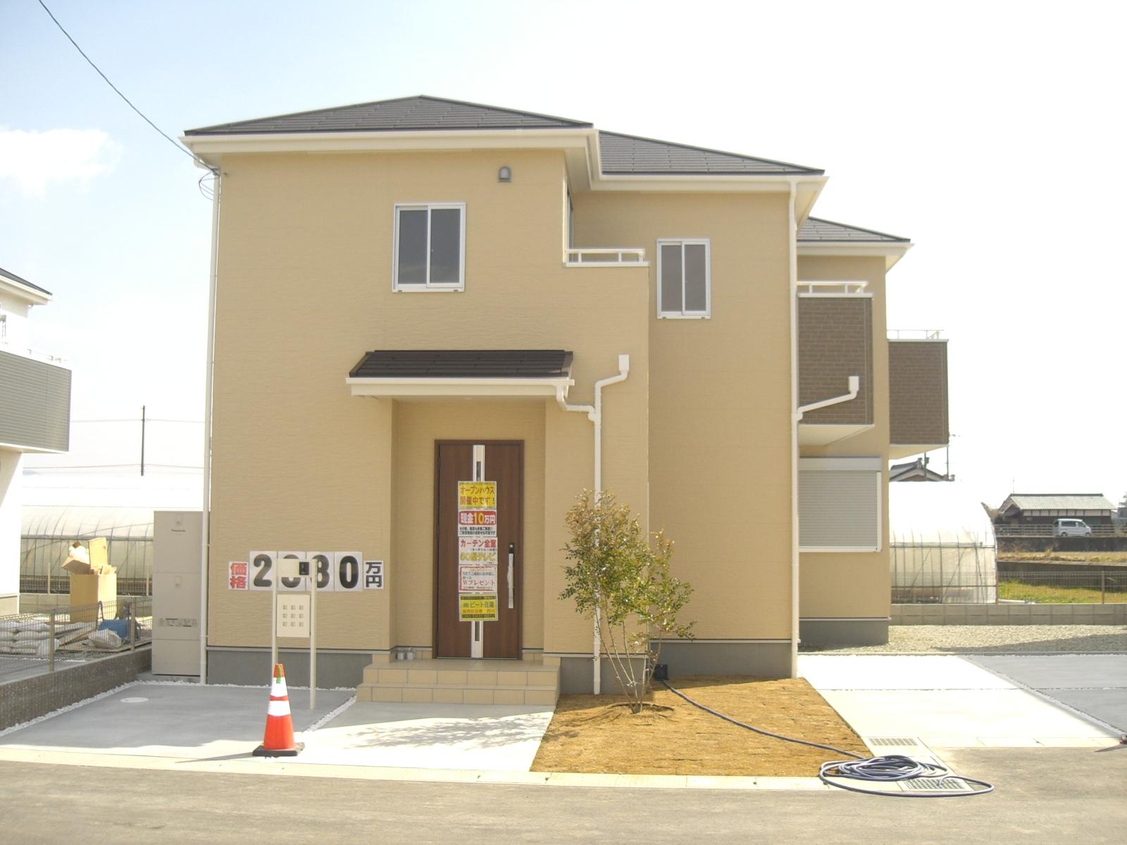 新築 全6棟 オール電化 住宅