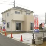 広陵町 新築 4LDK+S オール電化(外観)