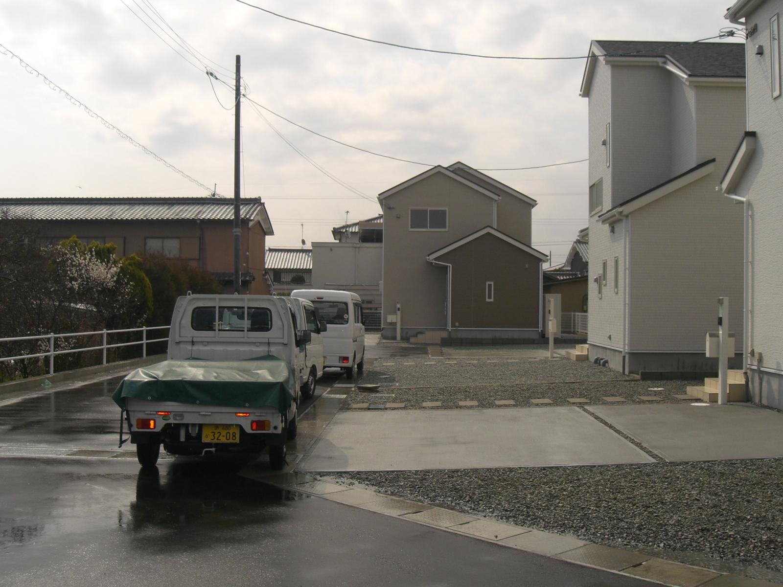三吉 新築 駐車場2台 4LDK