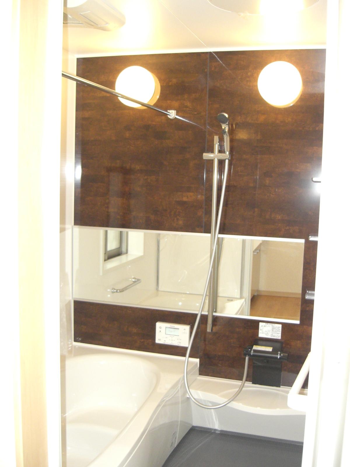 4LDK バスルーム 高級仕様