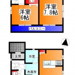 池部 新築 全3棟 1号棟 2180万円(間取)