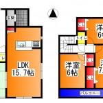 三吉 新築 3号棟 1780万円