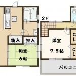 田原本町 新木 新築 3号棟 間取り図面 建物