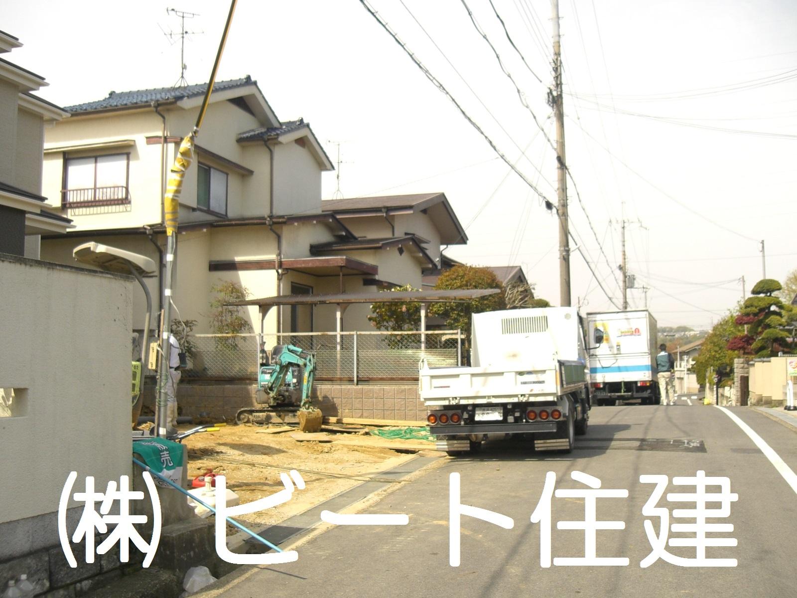 片岡台 新築 建物 施工 一建設