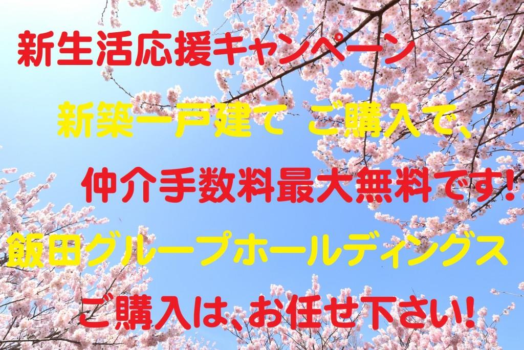 飯田グループホールディングス 仲介手数料無料です!