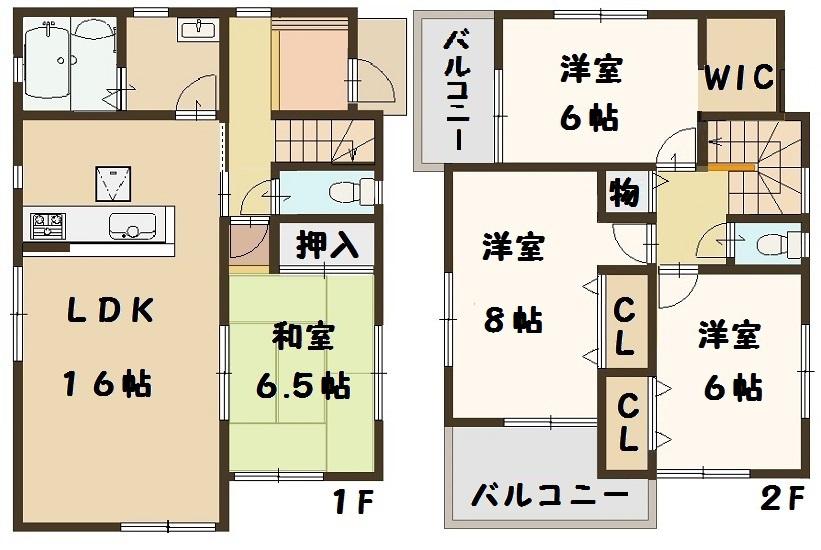 葛城市 東室 8号棟 1780万円 大幅値引き頑張ります!