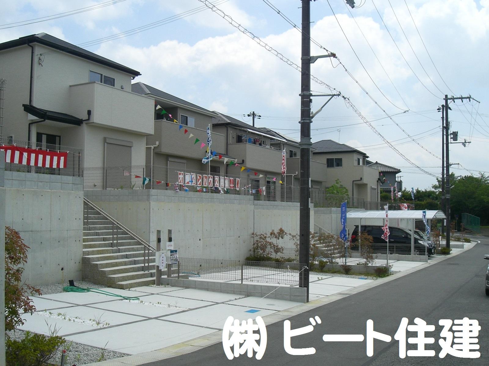 斑鳩町 龍田北 新築 販売価格 1880万円~