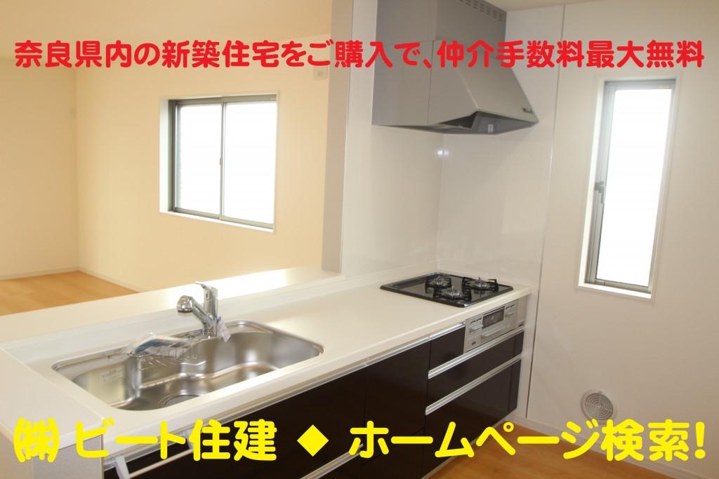 奈良県 新築一戸建て住宅 お買い得 飯田グループホールディングス 大幅値引き ビート住建 (10)