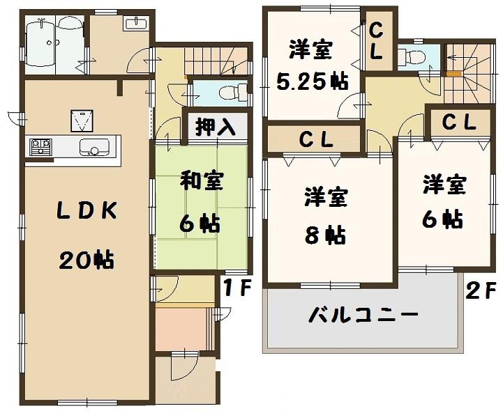 斑鳩町 幸前 新築 6号棟 大幅値下げ 頑張ります!
