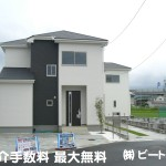 香芝市 下田東 新築 残1棟 1号棟~5号棟 完売です!