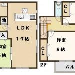 大和高田市 市場 新築 1号棟 2080万円 値引き歓迎!