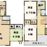 大和高田市 市場 新築 9号棟 2180万円 値引き歓迎!