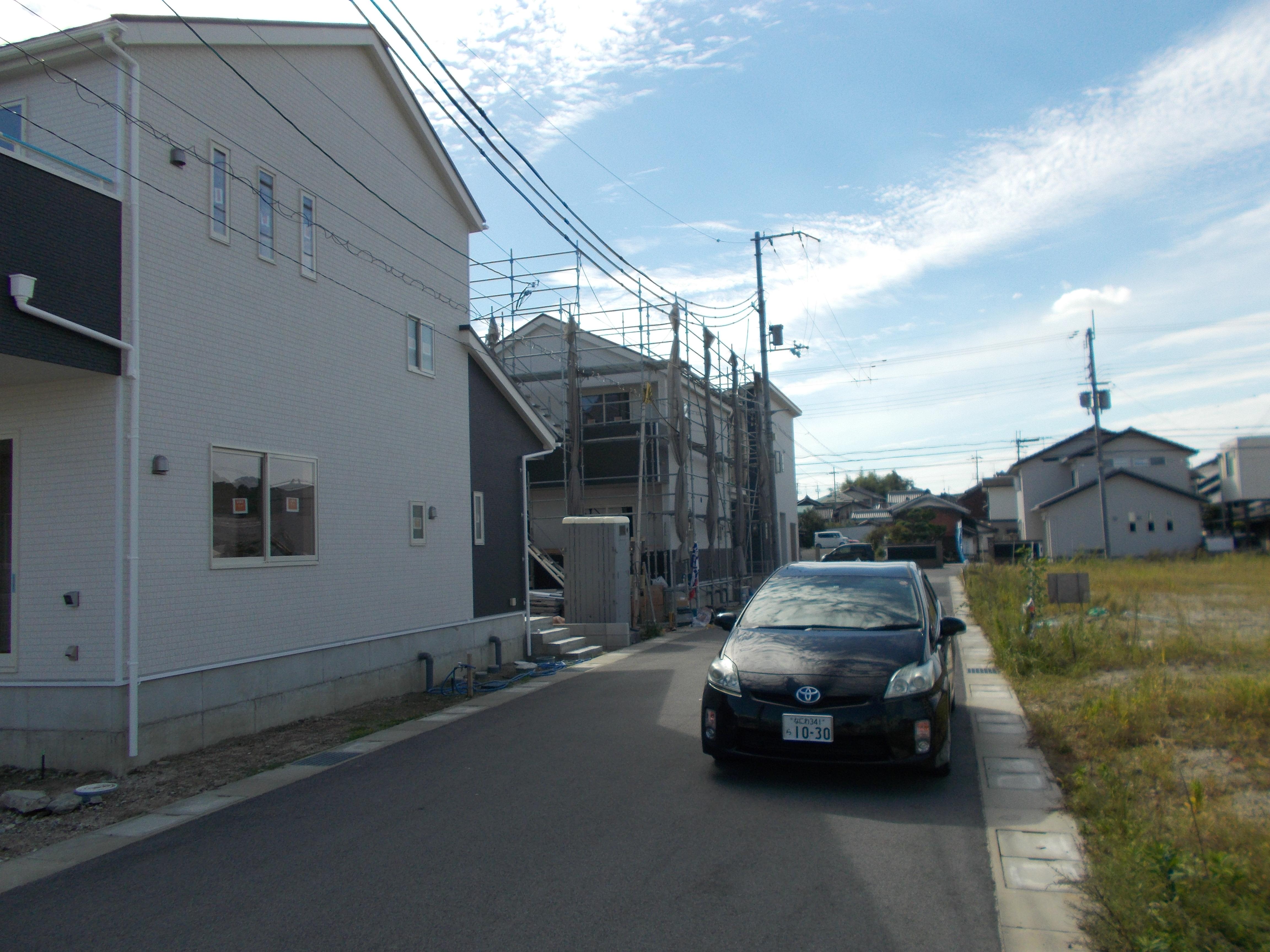 奈良県 広陵町 新築一戸建て