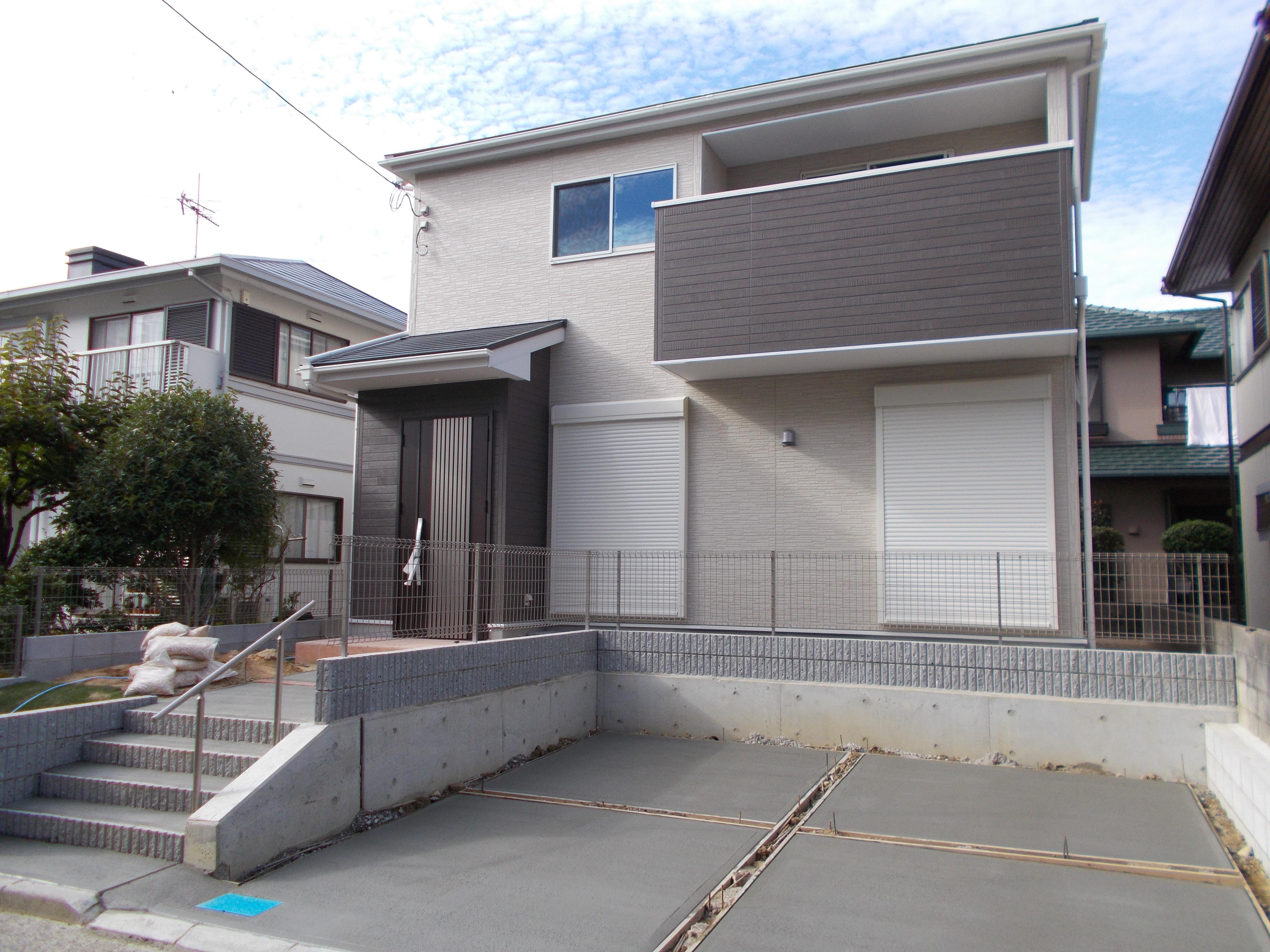 奈良県 新築一戸建て 河合町