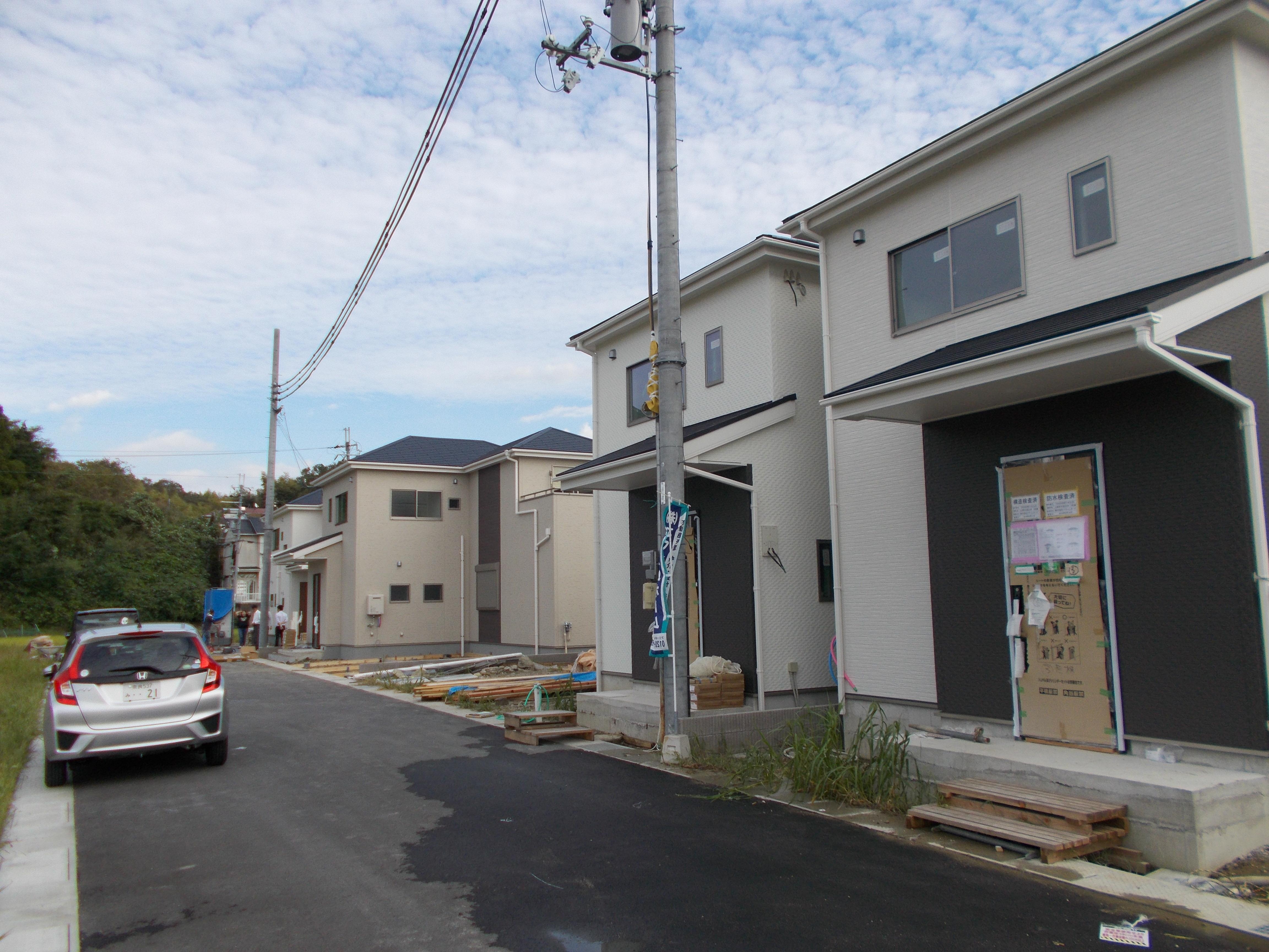 奈良県 新築一戸建て 上牧町