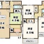大和高田市 大東町 新築 7号棟 大幅値引き頑張ります!