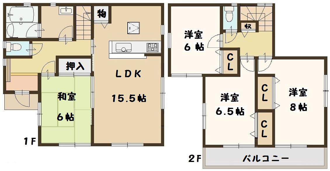 大和高田市 大東町 新築 3号棟 大幅値引き頑張ります!