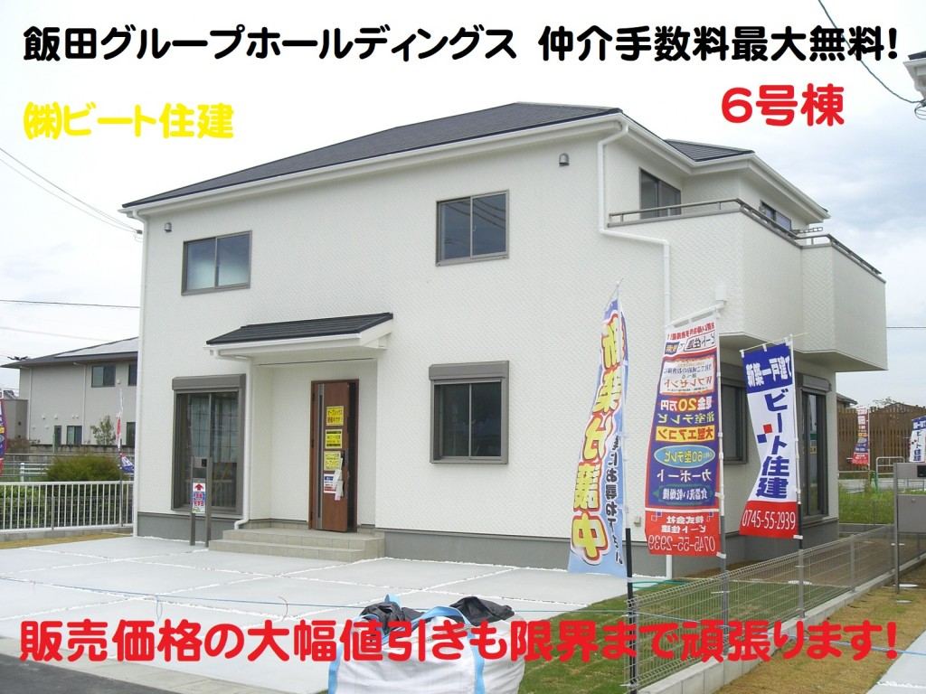 新築 飯田グループホールディングス 仲介手数料最大無料! ビート住建 (18)