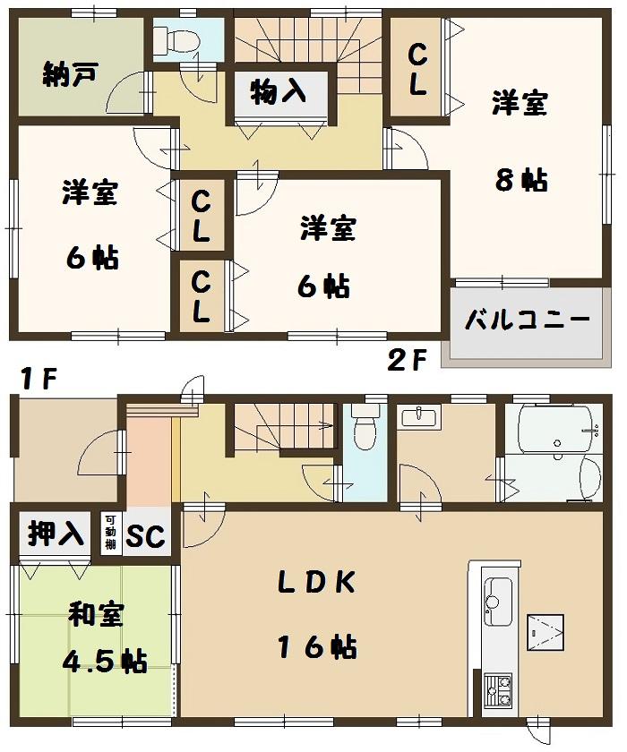 大和高田市 新築 3号棟 大幅値引き歓迎!