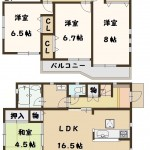 大和高田市 大東町 新築 1号棟 大幅値引き頑張ります!