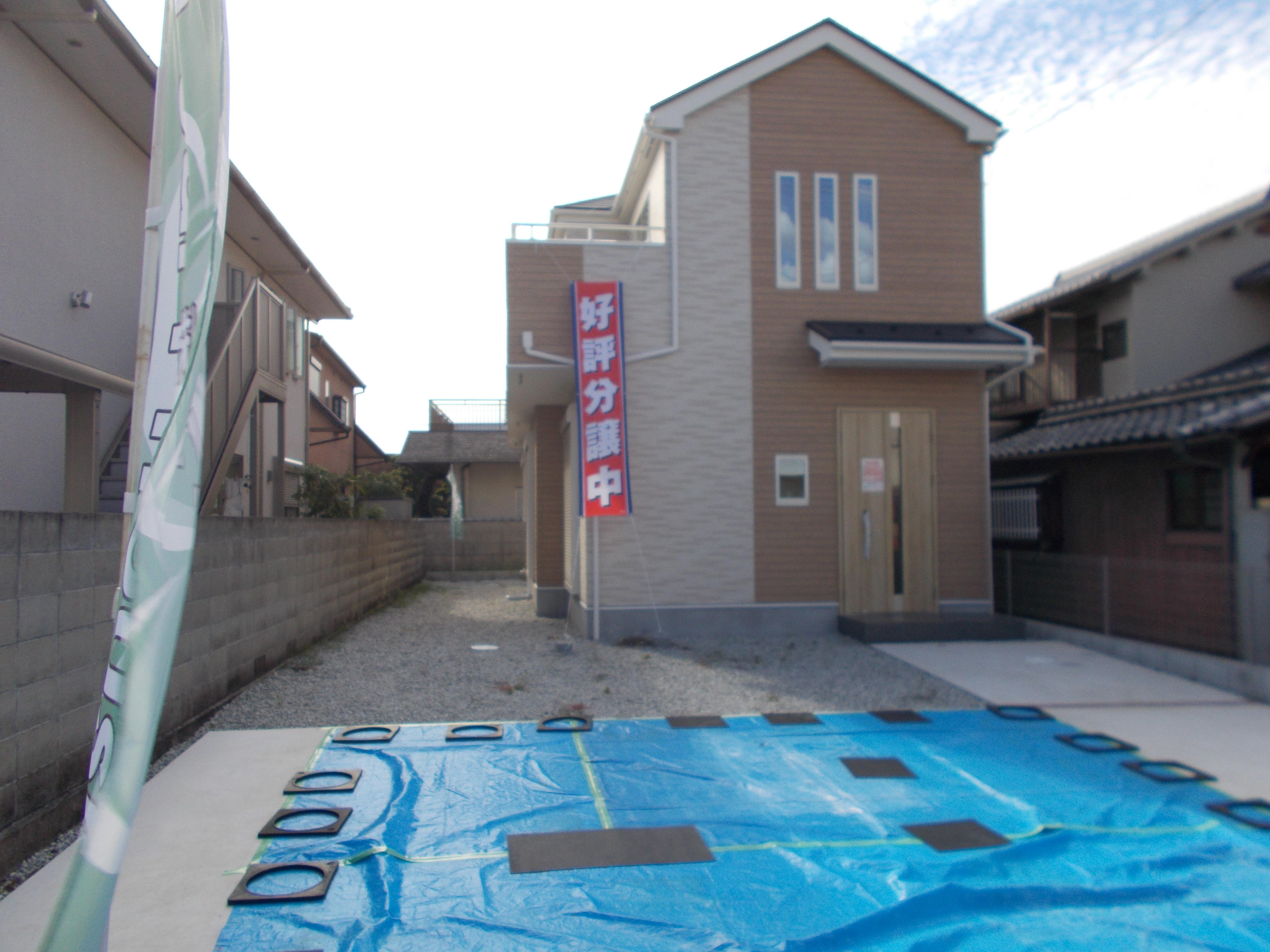 奈良県 河合町 新築