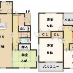 【完売】【Livele Garden.S葛城太田】全6棟 残り2棟